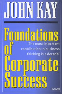 Foundations of Corporate Success