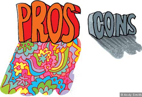 Pros Cons by AndySmith