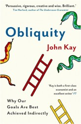 Obliquity paperback